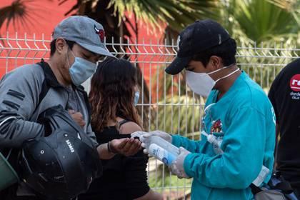 La región de América es donde está la mayor concentración de casos positivos de coronavirus (Foto: Mario Jasso/ Cuartoscuro)