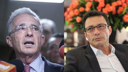 Grave denuncia de Carlos Caicedo termina en agarrón con Uribe