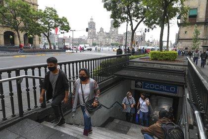 La Ciudad de México es la entidad donde más casos se han registrado en todo el país. (Foto: Eduardo Verdugo/AP)