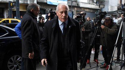 El ex ministro Jorge Vanossi