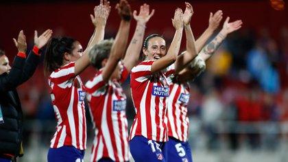 Torrecilla llegó al Atlético Madrid a mediados de 2019 (Shutterstock)