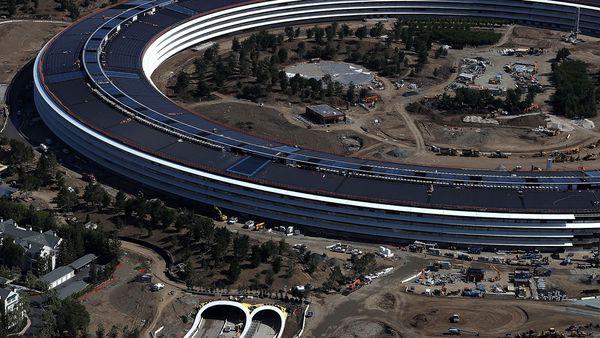Así es Apple Park, el lugar soñado por Steve Jobs donde se presentarán los nuevos iPhones