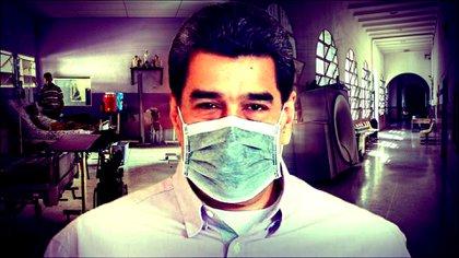 Nicolás Maduro, dictador de Venezuela, ha dejado devastado el sector sanitario de su país. Los médicos desertan de sus responsabilidades al verse sin agua, comida, ni insumos básicos para realizar sus tareas contra el coronavirus (Infobae)