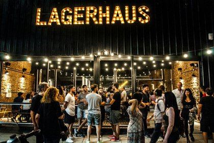En Villa Devoto, Lagerhaus ofrece cerveza artesanal y finger foods (LagerHaus)