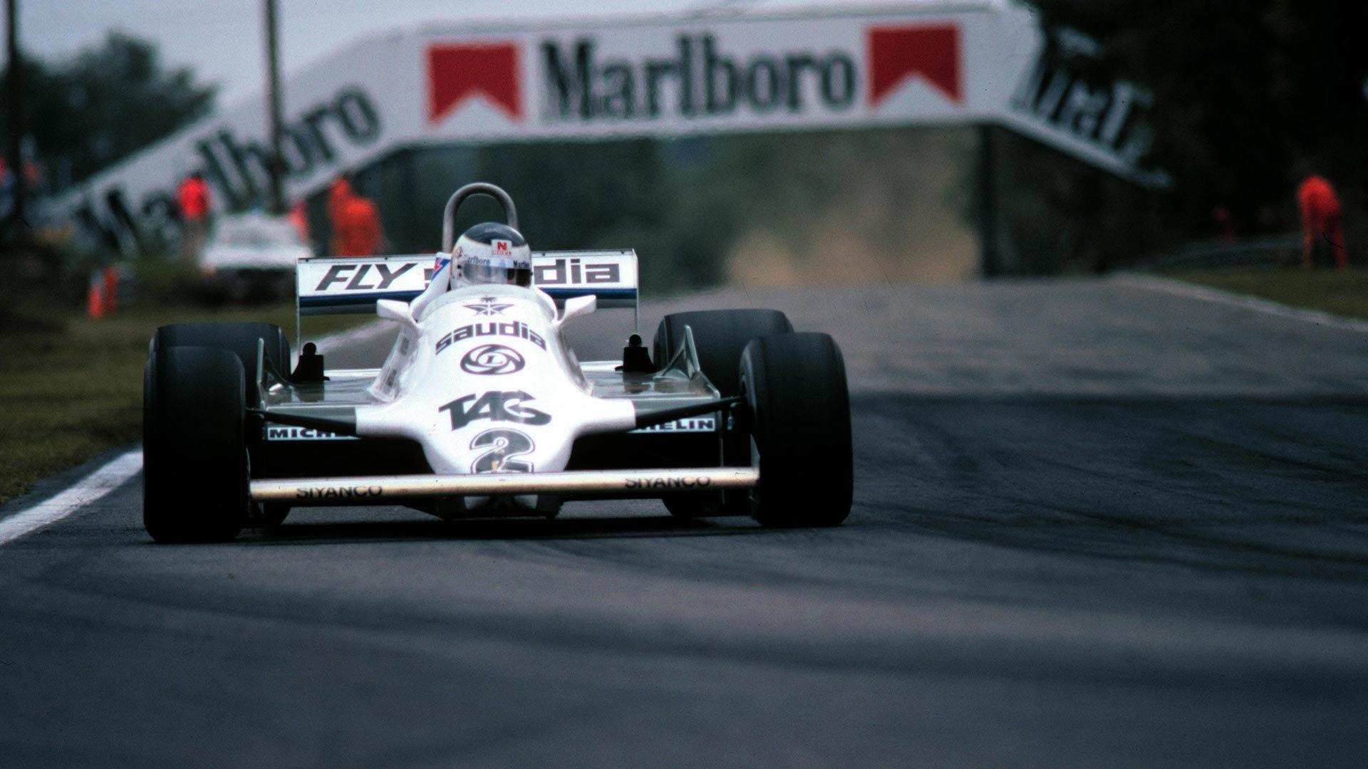 Reutemann 1981