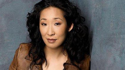 American actress, Sandra O., of South Korean descent