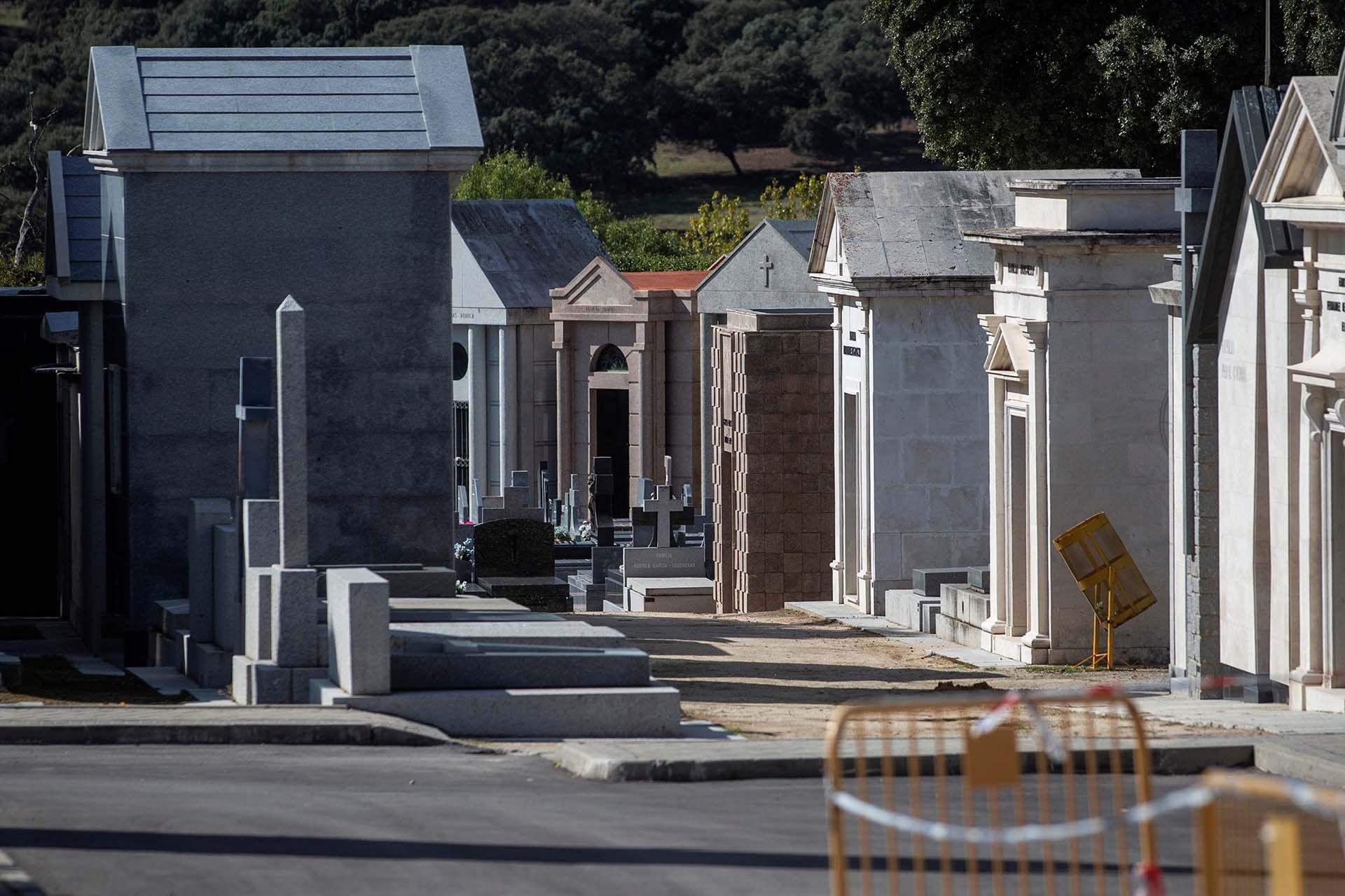 Los restos de Franco descansarán en el mausoleo familiar construido en 1969.