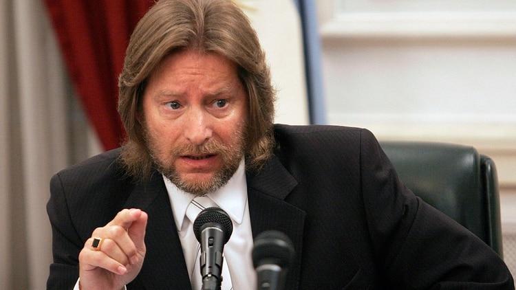El ex juez Carlos Rozanski