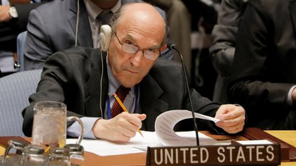 Elliott Abrams (Reuters)