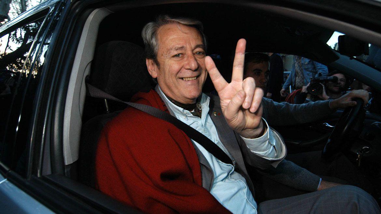 Carlos Kunkel, uno de los que estuvo presente en la reunión con Perón (DyN)