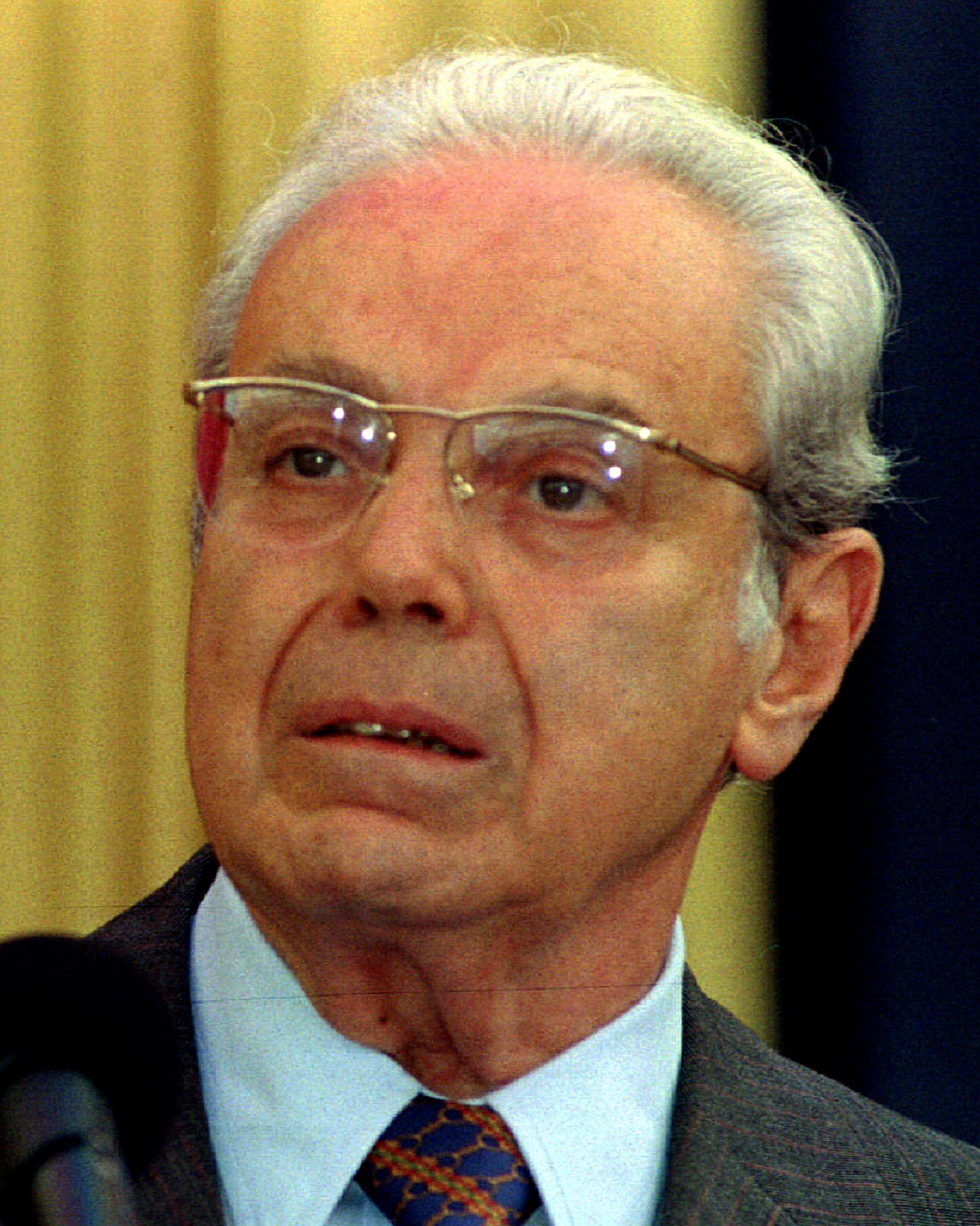 Javier Perez de Cuellar,