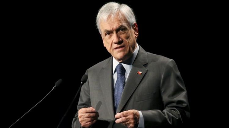 El Presidente chileno Sebastián Piñera dijo que las mujeres también tienen responsabilidad en los abusos sexuales (REUTERS/Edgard Garrido)