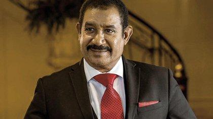 El magnate Mohamed Ayachi Ajroudi, uno de los candidatos a comprar el Olympique Marsella (AFP archivo)