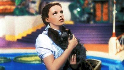 Judy Garland no mago Oz