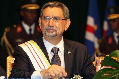 Jorge Carlos Fonseca presidente de Cabo Verde