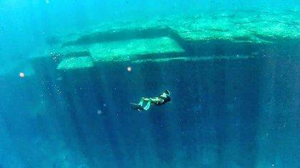 Yonaguni, el gigante bajo el mar que abona teorías alienígenas