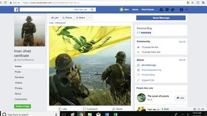 Como la incitación a la violencia en Myanmar, las páginas de grupos terroristas como Hezbollahpasan regularmente los filtros de la inteligencia artificial y se ven en Facebook