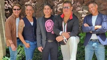 El cantante ha participado en los reencuentros musicales del grupo de su infancia (Foto: Instagram rayleon9912)