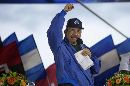 El presidente nicaragüense, Daniel Ortega. EFE/Jorge Torres/Archivo
