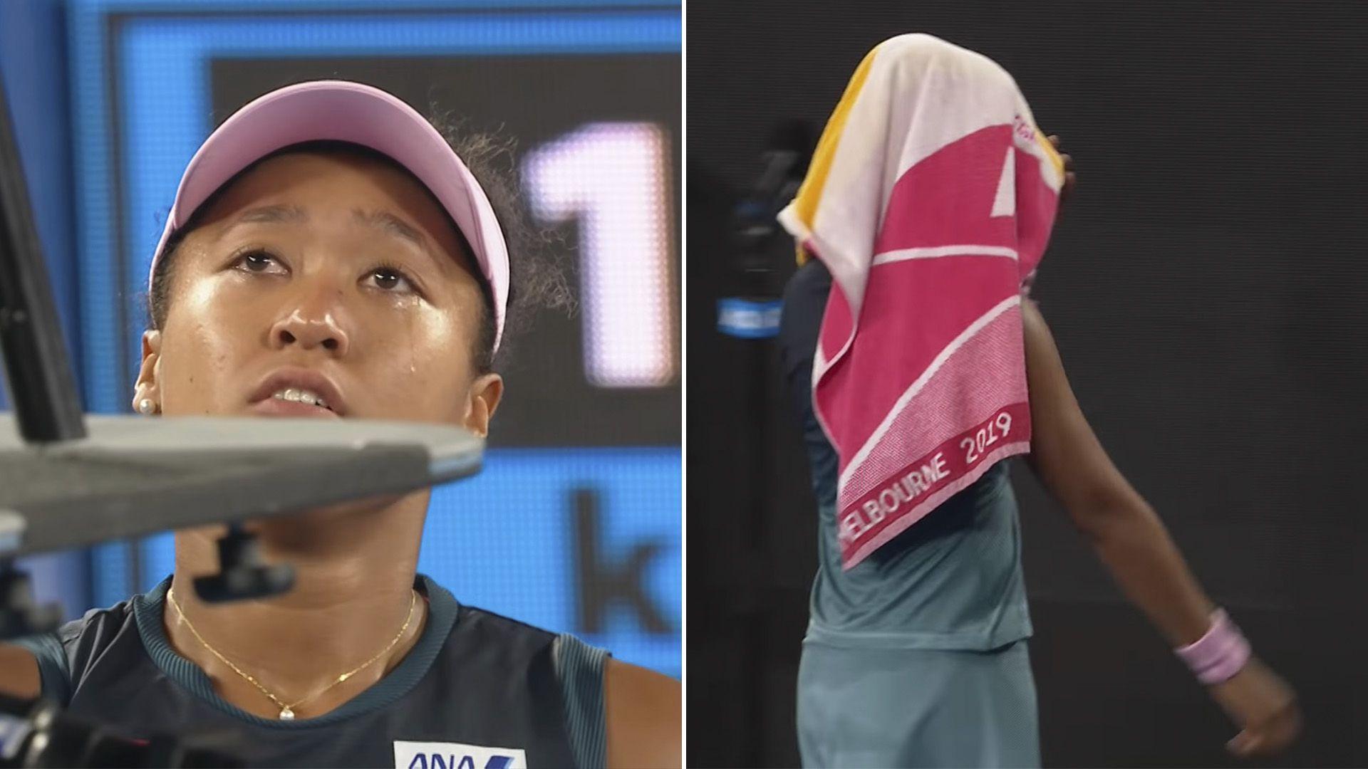 Naomi Osaka 2019 Australian Open