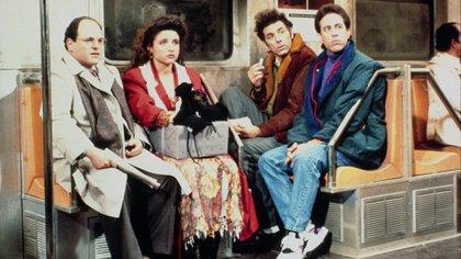 El elenco de 'Seinfeld'