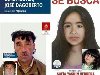 José Dagoberto Díaz Aguila es buscado por la desaparición de Sofía Herrera, 12 años atrás
