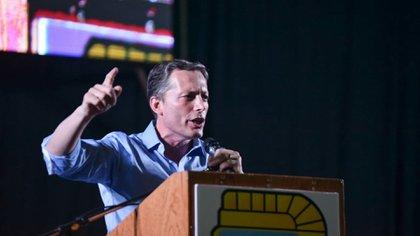 Fernando Gray es el actual vicepresidente del PJ Bonaerense