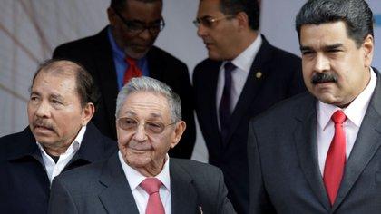 Activistas latinoamericanos denuncian las violaciones a los derechos humanos de las dictaduras de Venezuela, Cuba y Nicaragua