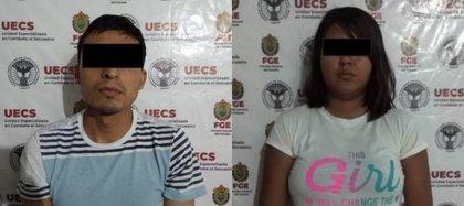 El delito está penado con 4 hasta 8 años de prisión, según el código penal veracruzano (Foto: Fiscalía Veracruz)