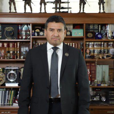 fiscal Carlos Zamarripa Aguirre (Foto: Twitter@carloszamarr)