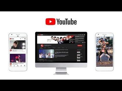 26/11/2020 Aplicaci�n de YouTube. POLITICA INVESTIGACI�N Y TECNOLOG�A YOUTUBE