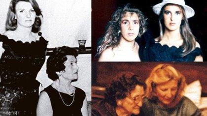 Las víctimas: su suegra Elena Arreche (86), su esposa Gladys McDonald (57) y sus hijas Cecilia (26) y Adriana (24)