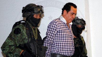 Héctor Beltrán Leyva fue acusado de tener al hijo de