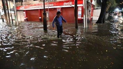 Clima en CDMX para el 5 de mayo: activaron Alerta Amarilla en ocho alcaldías por lluvias y granizo