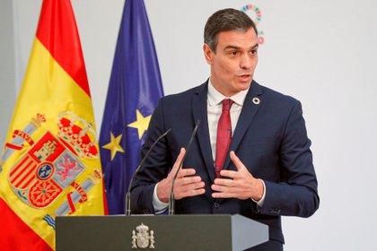 El presidente del Gobierno, Pedro Sánchez. EFE/Emilio Naranjo/Archivo