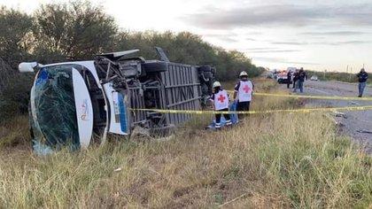 El accidente se registró a las seis horas (Foto: Especial)