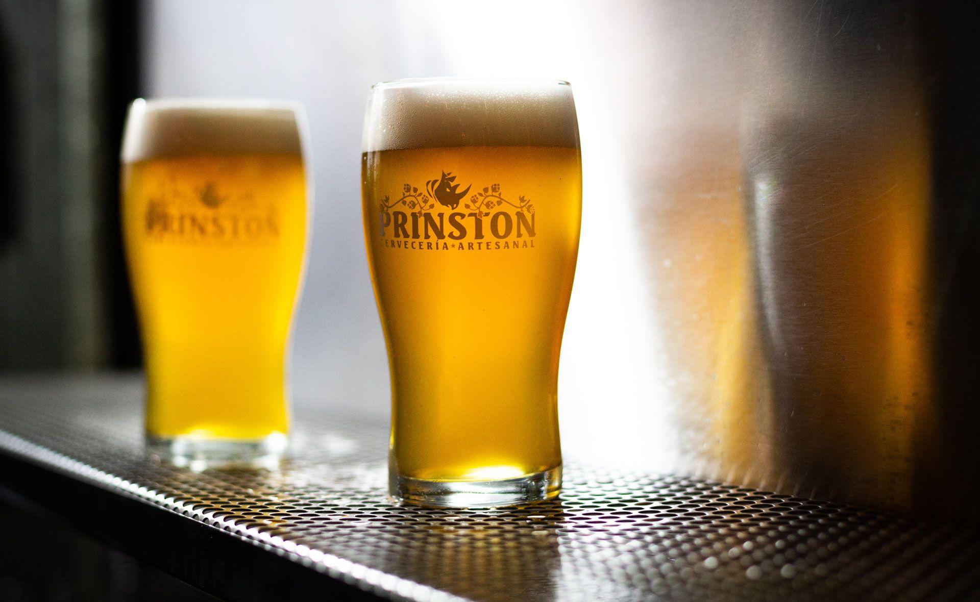 La Honey es uno de los estilos que más piden en la cervecería