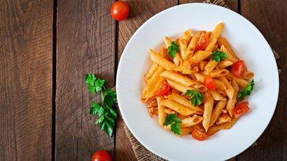 Las pastas son un clásico en la mesa de los argentinos (Shutterstock)