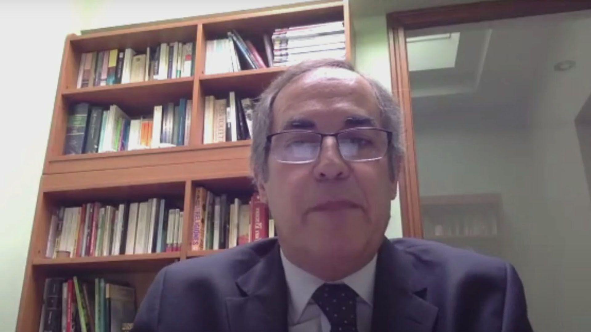 juez Seijas - Senado: Reunión conjunta de comisiones por el proyecto de Reforma Judicial