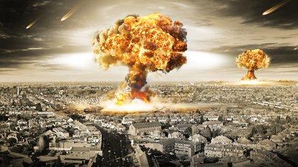 """""""El mundo está caminando sonámbulo a través de un paisaje nuclear inestable, donde los límites del control de armas que han ayudado a prevenir una catástrofe nuclear durante el último medio siglo se están desmantelando constantemente"""", advierten desde el Boletín de Científicos Atómicos (Shutterstock)"""