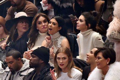 Jenner ha expresado su orgullo por sus hijos (Foto: Andrew H Walker / WWD / Shutterstock)