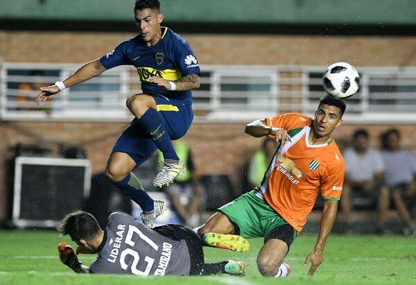 Foto: Osvaldo Fantón/Télam/CF