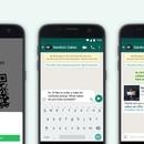 Se podrán iniciar chats por código QR