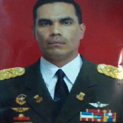 Coronel Pedro Javier Zambrano por el caso de los Drones