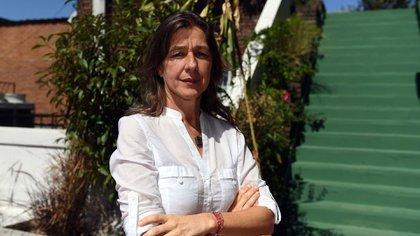 La ministra de Seguridad de la Nación, Sabina Frederic.