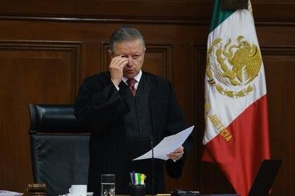 La creación de la Unidad se da en el marco de la reforma al Poder Judicial que encabeza Arturo Zaldívar, presidente de la SCJN (Foto: Cuartoscuro)
