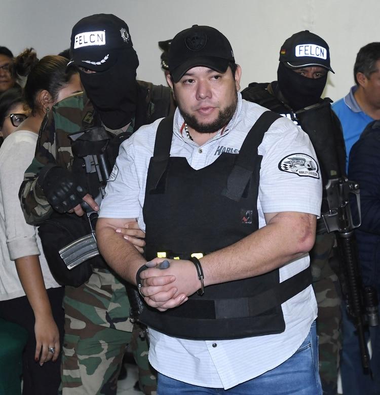 Montenegro quedó detenido en la cárcel Palmasola de Santa Cruz de la Sierra mientras nada se sabe aún de su extradición a Brasil