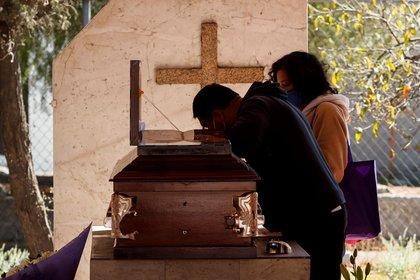 En México hay miles de personas muertas a causa del COVID-19. (Foto: EFE)