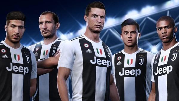 La nueva portada de Cristiano Ronaldo en la Juventus