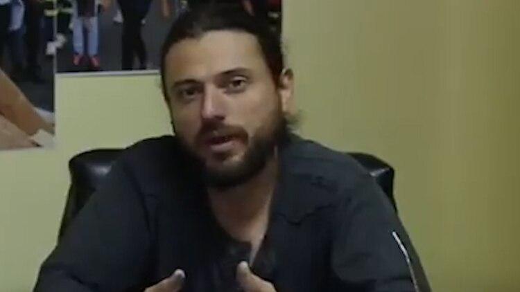 El líder de la CTEP, Juan Grabois